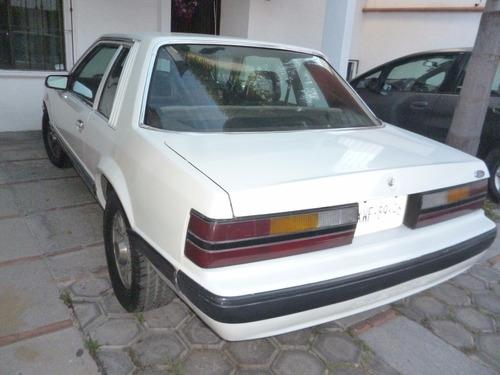 Mustang Hardtop 1983 Automàtico Con Clima Original.