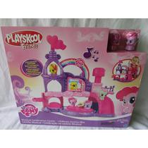 Castillo Musical Playskool My Little Pony Hasbro Original