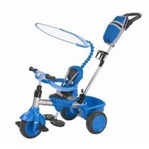 Little Tikes 3-en-1 Trike Con Accesorios De Lujo (azul Cobal