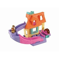 Fisher-price Little People De Belle Klip Klop Cottage
