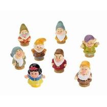 Fisher-price Little People Disney Blancanieves Y Los Siete E