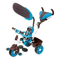 Little Tikes 4-en-1 Trike Ride On Blue / White Sports Editio