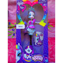 Muneca Rarity Mi Pequeno Pony De Rainbow Rocks