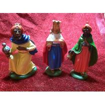 Reyes Magos Plastico