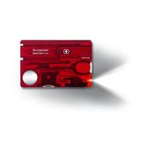Swiss Card Victorinox Con Luz Led Tipo Tarjeta De Cred Op4