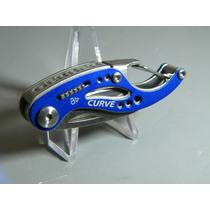 G0116 Gerber Curve Azul Mintool Tipo Llavero-carabiner