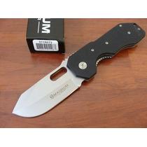 Boya073 Boker Magnum Bull Tactical Navaja Con Clip