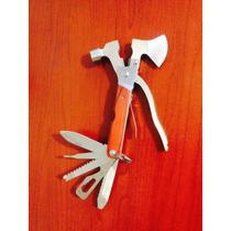 Navaja+sierra+martillo+pinza+hacha+desarmador+cortador Y Mas