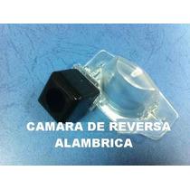 Camara De Reversa Alambrica Linea Honda Color-impermeable