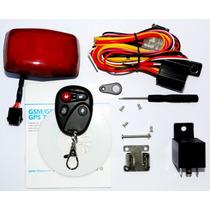 Rastreador De Moto O Automovil Sms-gps