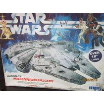 Halcon Milenario Star Wars Modelo Para Armar De 1979 / Hm4