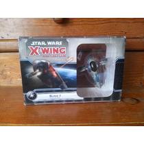 Star Wars Fantasy Flight X-wing Slave I Expansion