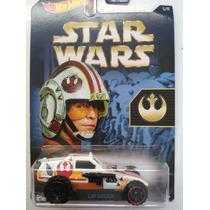Star Wars Hot Wheels No. 5 - Luke Skywalker