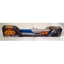 Star Wars Espada Láser Azul Anakin Nueva Luz Sonido Espadas