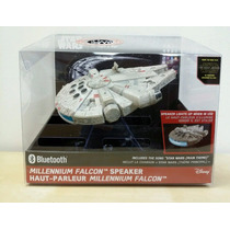 Star Wars Bocina Halcon Milenario Ihome Bluetooth Speaker