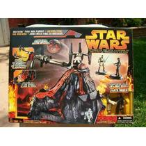 Star Wars Mustafar Final Duel Playset Pmo