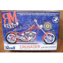 Revell Crusader Customer Chopper Scala 1:12 Armala Diferente