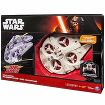 Halcon Milenario A Control Remoto Star Wars Air Hogs