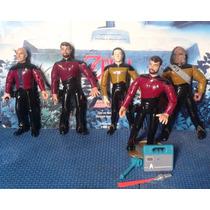 Star Trek Lote Figuras Playmantis 92