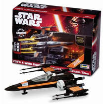 Revell Star Wars X Wing Fighter Poe´s Armar C/ Sonidos Ep7