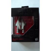 Hasbro Star Wars Black Series Titanium 20 A Wing