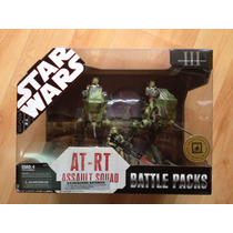 Star Wars At-rt Assault Squad Exclusivo Julio Cepeda