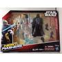 Star Wars Luke Skywalker Vs Darth Vader Hero Mashers Hasbro