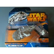 Hot Wheels Nave Star Wars Halcon Milenario Millennium Falcon