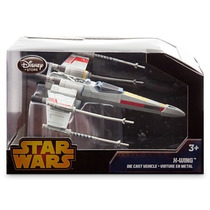 Disney Store Star Wars X-wing Force Awakens Die Cast