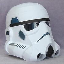 Casco Storm Trooper 2 (para Armar En Papel)