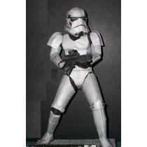 Storm Trooper Starwars Detallado (para Armar En Papel)