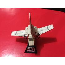Dj Coma - Nave Die Cast Shuttle Titanium - Star Wars
