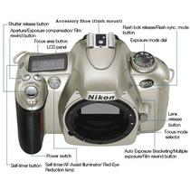 Nikon N55 En Excelentes Condiciones