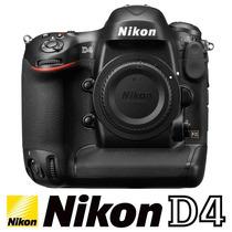 Camara Nikon D4 Cuerpo Profesional Full Hd - Envio Gratis -