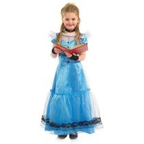 Cuento De Hadas Del Vestido De Lujo - Alicia En El País De