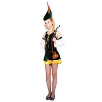 Robin Hood Disfraz - Chicas Adolescente Hunter Archer Libro