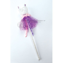 Princesa Wand - Disney Rapunzel Glitter Vestido De Lujo