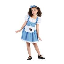 Mago De Oz Disfraz - Niños Niños Niñas Xlarge Dorothy