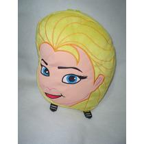 Frozen Elsa Mochila De 35cms Calidad Precio Y Seguridad