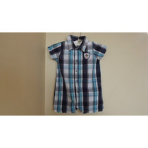 Mameluco Corto Marca Just One You By Carters Talla 12 Meses