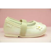Zapato Piel Niña Mod: 0118