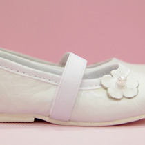 Zapato Piel Niña Mod: 0204