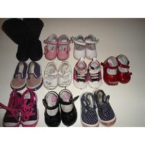 Zapatos De Niña Usados