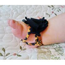 Balerinas Para El Cabello Y Sandalias Para Bebes