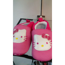 Zapatitos Para Tu Bebé Hello Kitty
