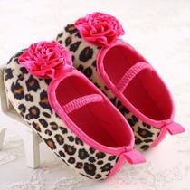 Zapatos Para Bebe Niña Talla 12 Animalprint