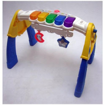 Gimnasio Colgante Piano Musical Fisher Price