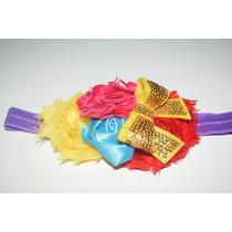 Balacas Colombianas (ballerinas-diademas)