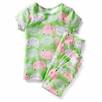 Carters Hermoso Modelo Niña Pijama 12 Meses Envío Gratis