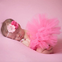Tutus Recien Nacidas, Bebés, Sesión Fotográfica C/ Accesorio